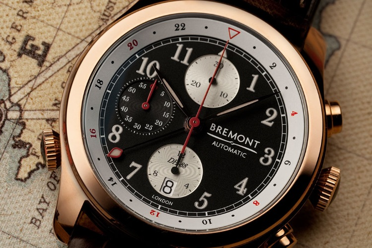 bremont brand boasts strong