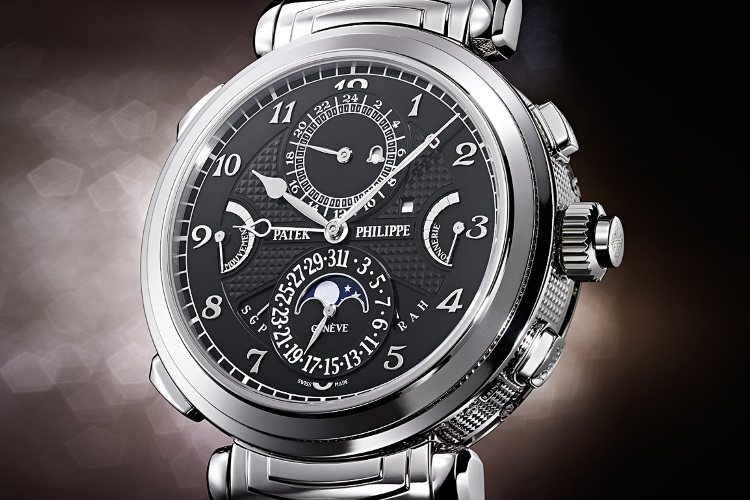 patek philippe and co stainless steel