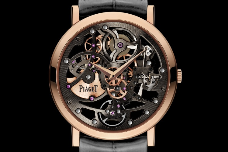piaget gold color watch