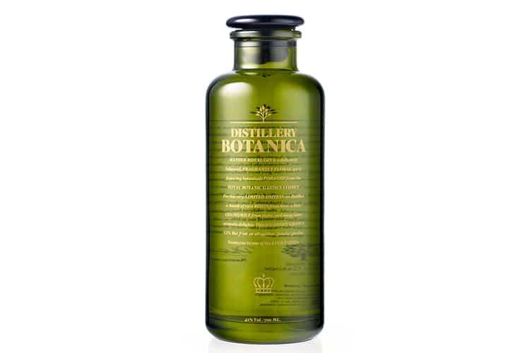 distillery botanica rather royal