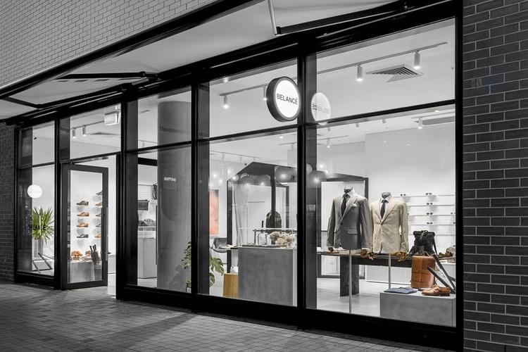 belance suits shop