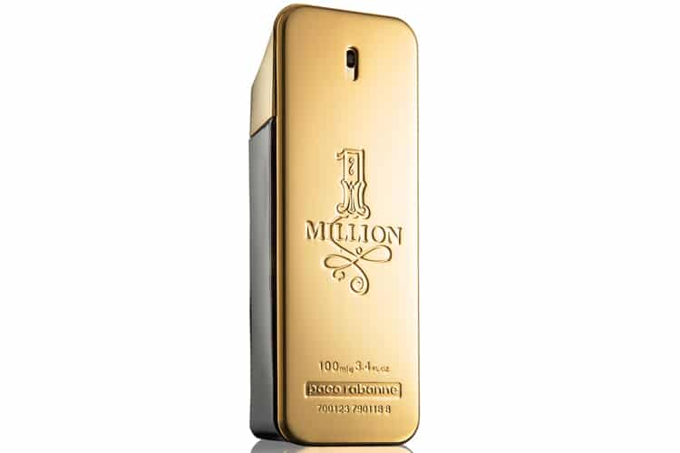 1 million by paco rabanne best fragrance