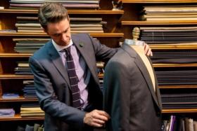 best tailors and bespoke suit shop