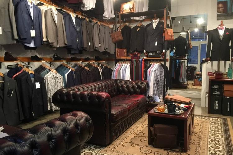 beg pardon suits shop