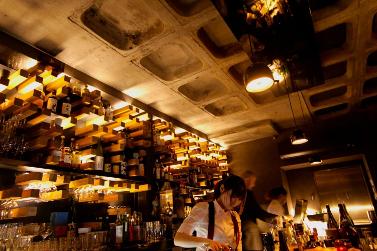 hihou hidden bar in melbourne