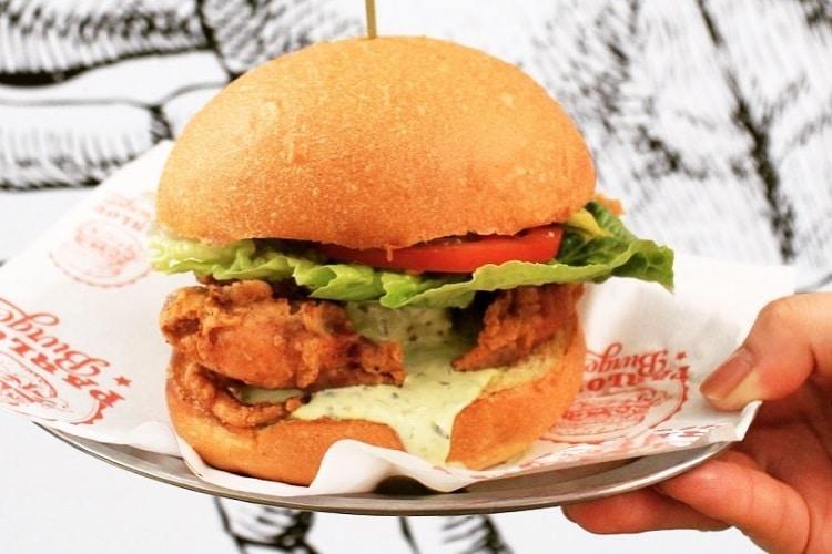 morrison lands burger