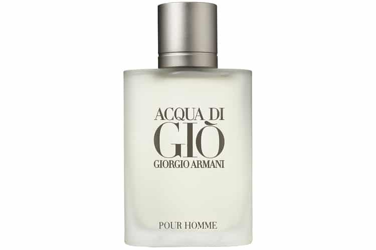 acqua di gio by giorgio armani best fragrance