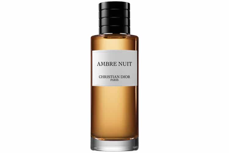 ambre nuit by christian dior best fragrance