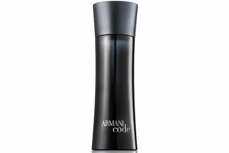 armani code giorgio armani best fragrance