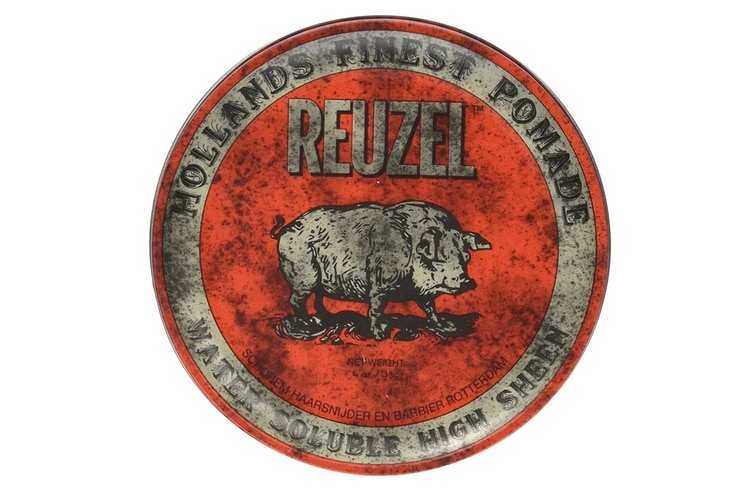 reuzel red pomade men hair product