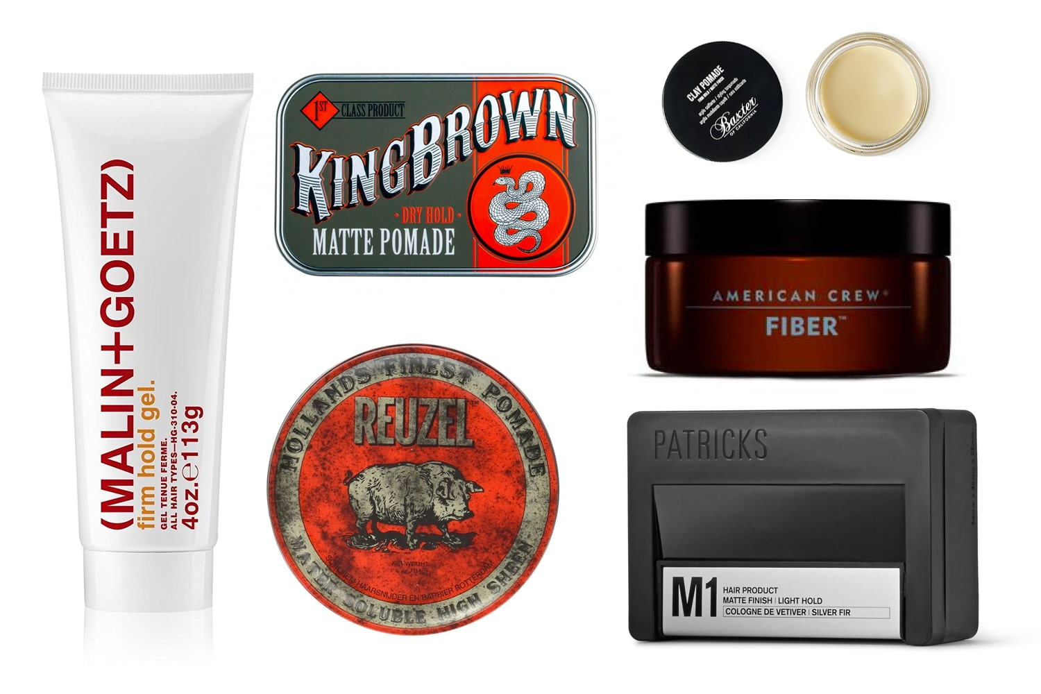 12 best men's hair products for styling | man of many