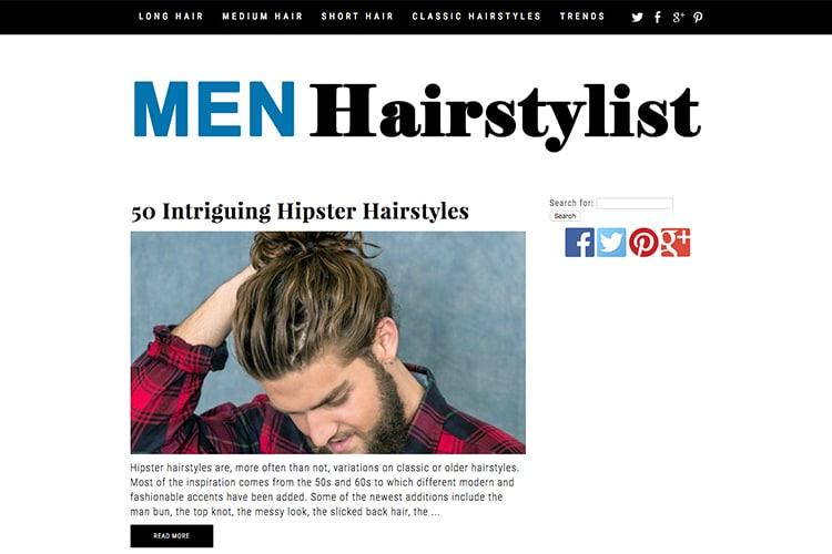 men hairstylist best resource blog