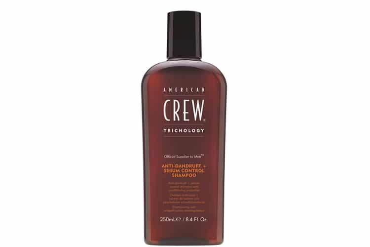 american crew dandruff shampoo ingredients