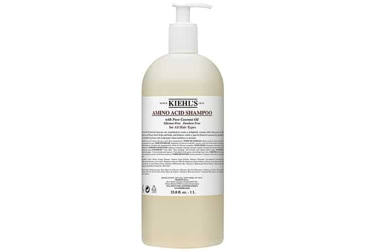 kiehls amino acid shampoo review