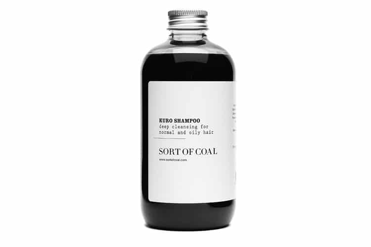 sort of coal kuro shampoo