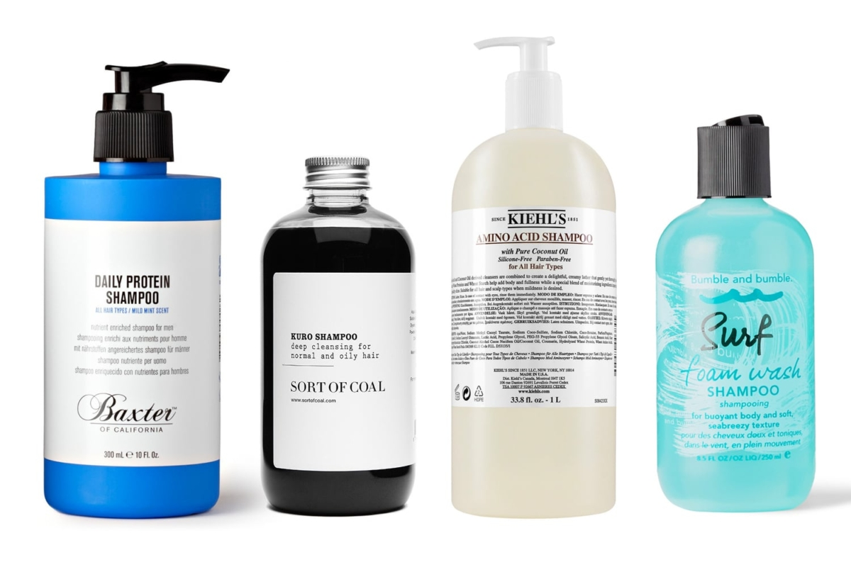 best shampoo for men reviewed in 2018