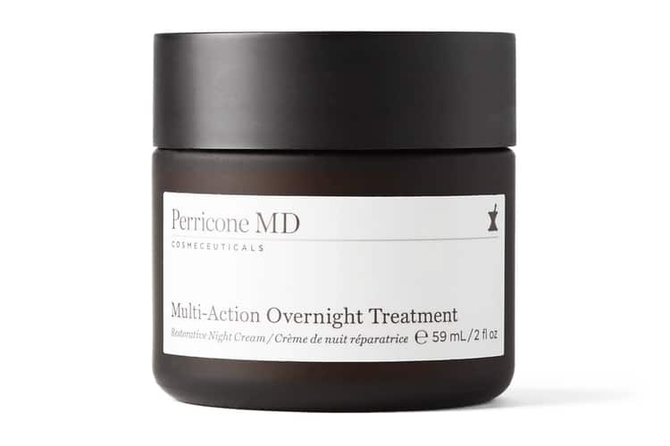 perricone md multi action overnight treatment