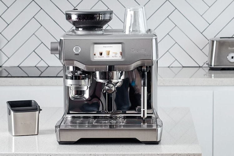 heston blumenthal fully automatic coffee machine