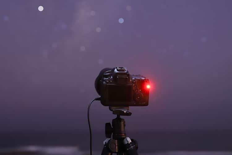 canon eos 6d mark ii focus light