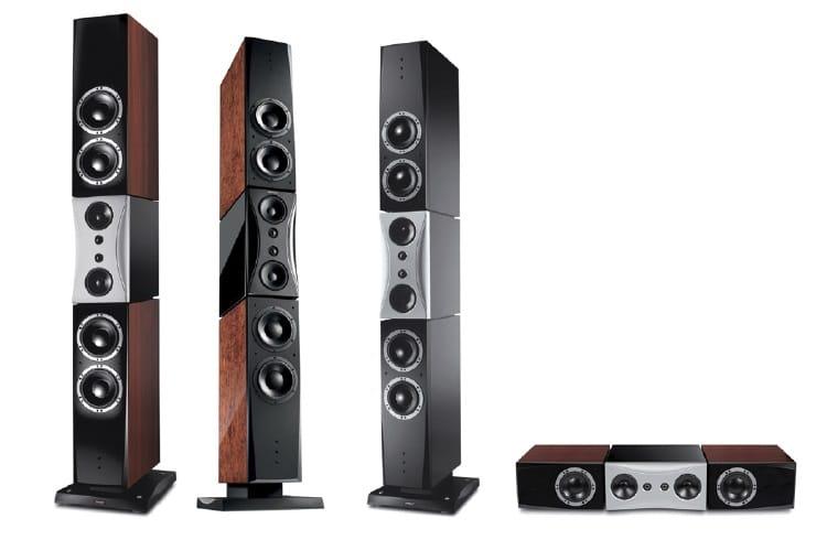 dynaudios evidence loudspeakers design