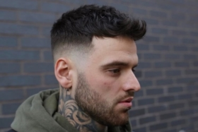 faux hawk haircuts and hairstyles for men