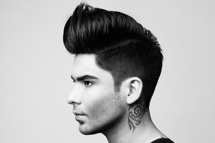 Faux Hawk Hairstyles and Haircuts for Men
