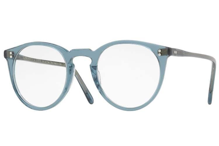 oliver brand luxury eyewear sunglasses slategrey