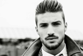 best pompadour hairstyle