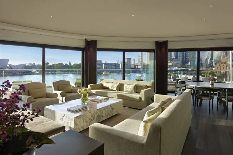 sydney top suite peek inside