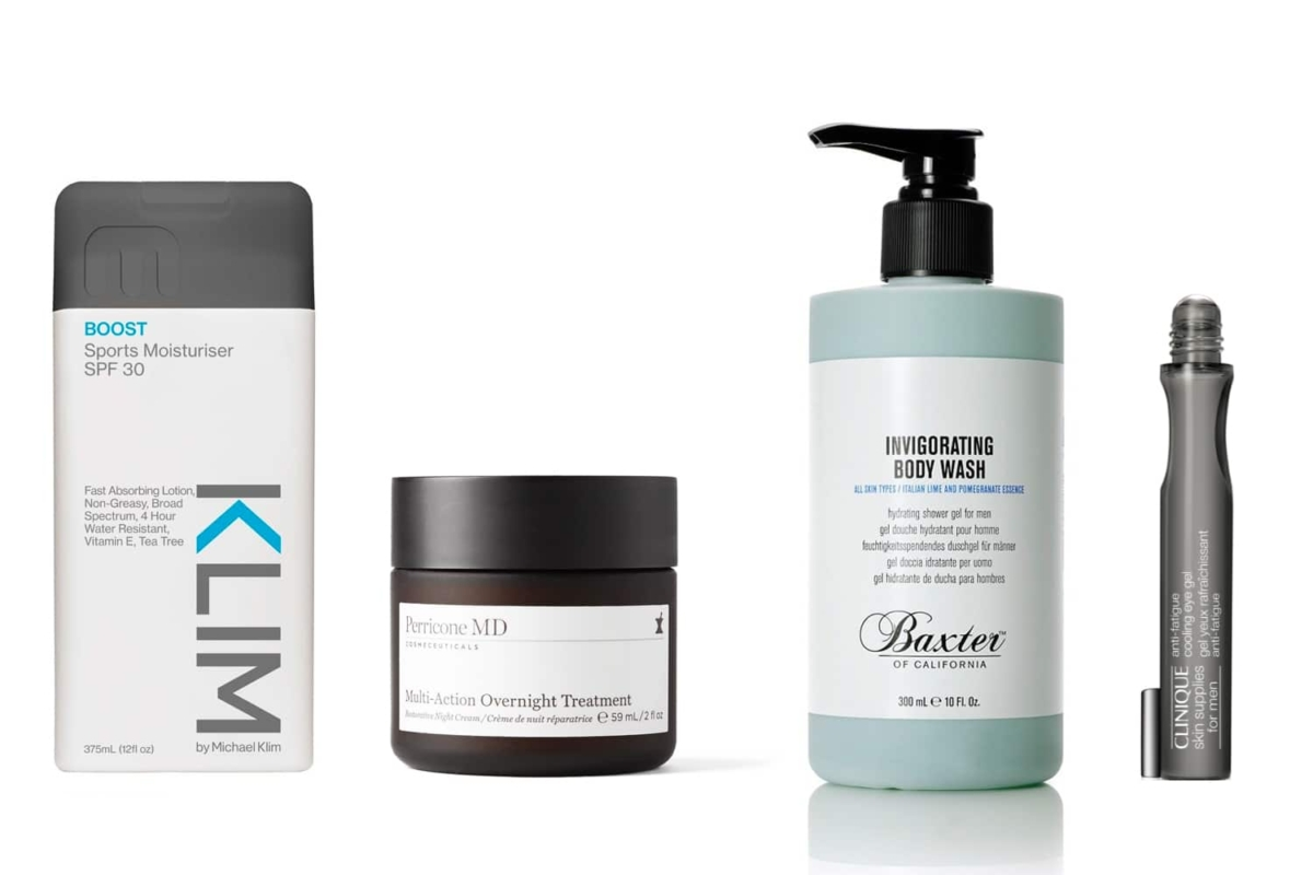 mens skin care product