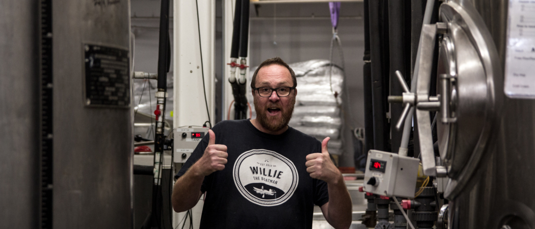 How Pat McInerney Quit His Job and Opened a Brewery