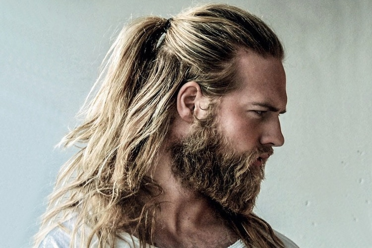 Long Haircuts and Hairstyle Tips for Men | Man of Many