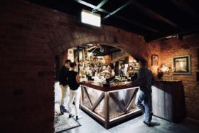 the best whisky bars in brisbane - The Walrus Club