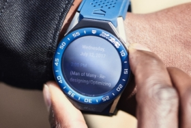 tag heuer android wear 2.0 apps