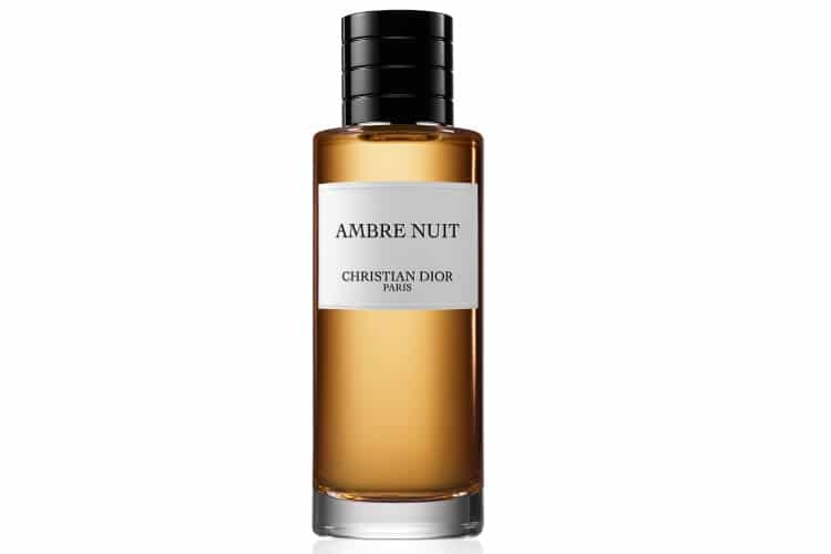 christian dior ambre nuit best fragrance