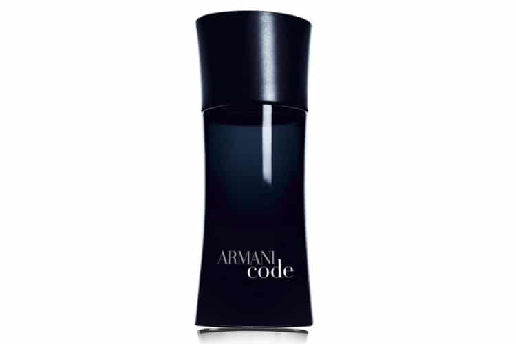 armani code best colognes and fragrance