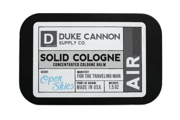 duke cannon cologne and fragrance