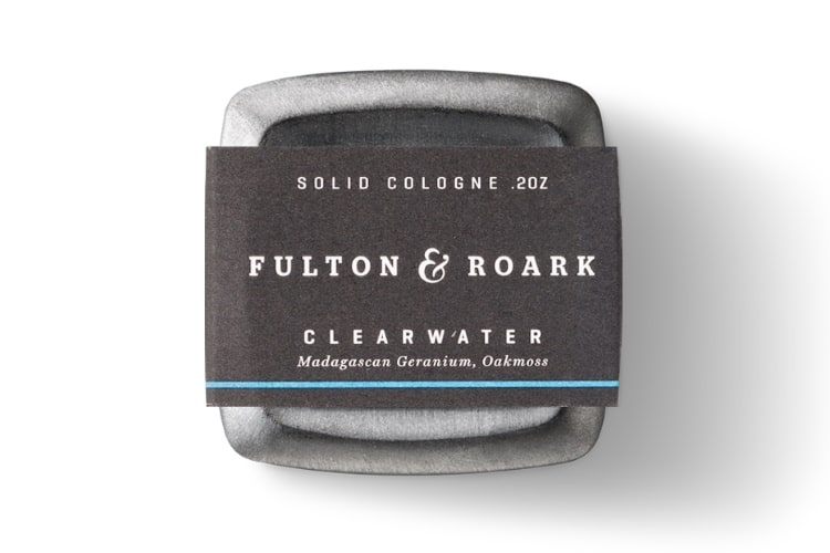 fulton and roark clearwater solid cologne and fragrance