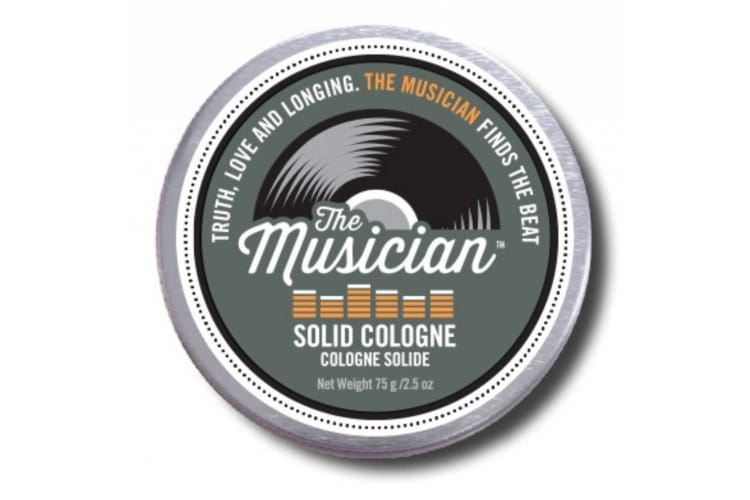 musician solid colognes and fragrance