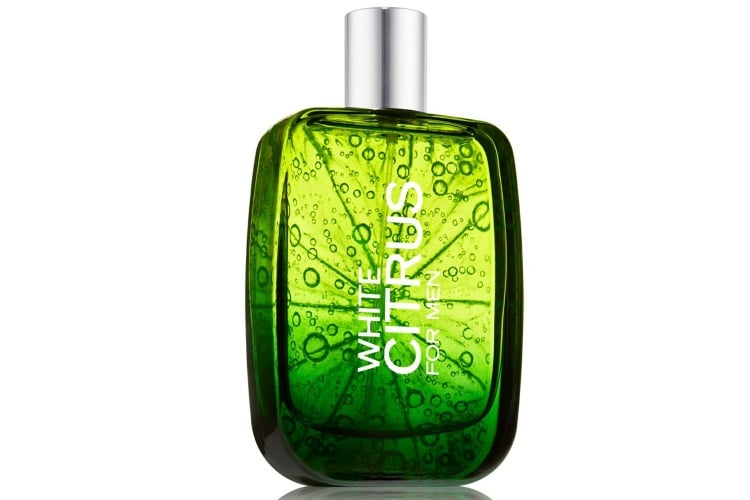 bath and body white citrus fragrance