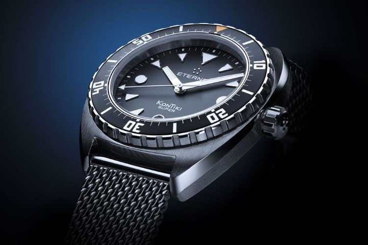 swiss luxury watch brand eterna
