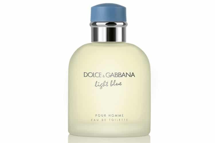 d and g light blue colognes and fragrance