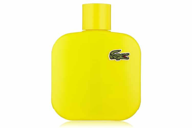 lacoste colognes and fragrance
