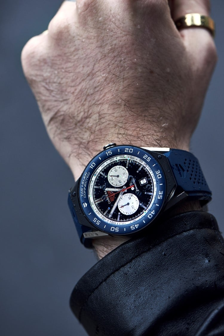 tag heuer handsome