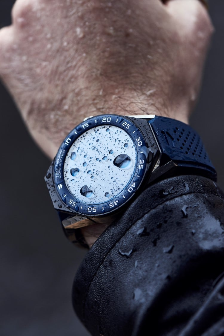 tag heuer water resistance