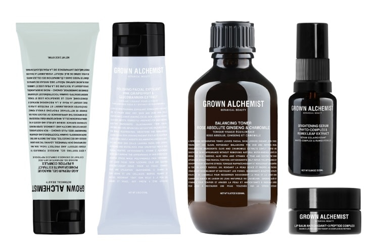 grown alchemist best grooming brand