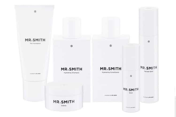 brand of hair care mr smith