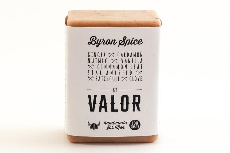 valor shaving soap