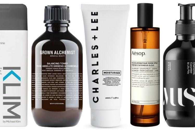 many brands of men grooming
