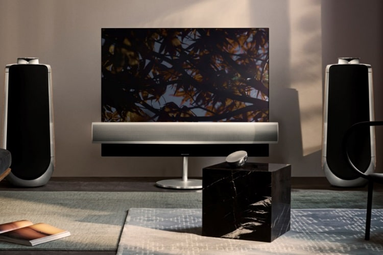 bang olufsen launch revolutionary new tv 39 beovision. Black Bedroom Furniture Sets. Home Design Ideas